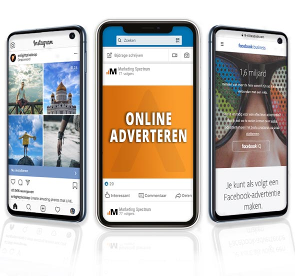 Online adverteren - Marketing Spectrum