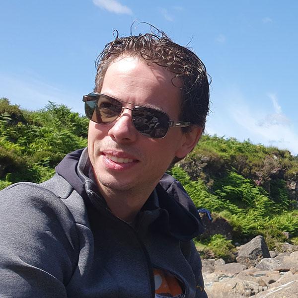 Michael Maximus - Eigenaar Marketing Spectrum