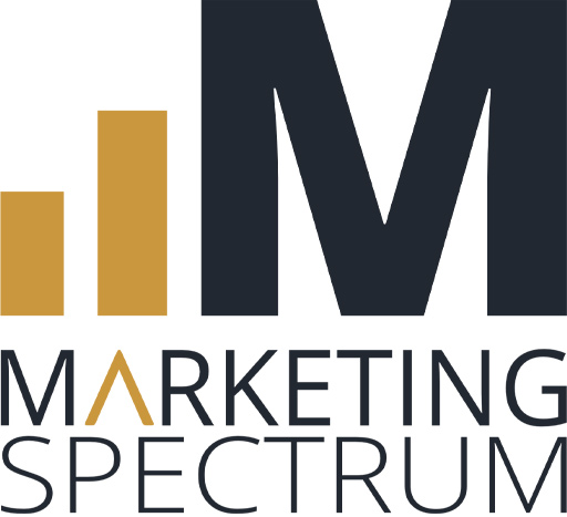 Logo Marketing Spectrum - verticaal