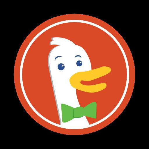 Duckduckgo logo 2021