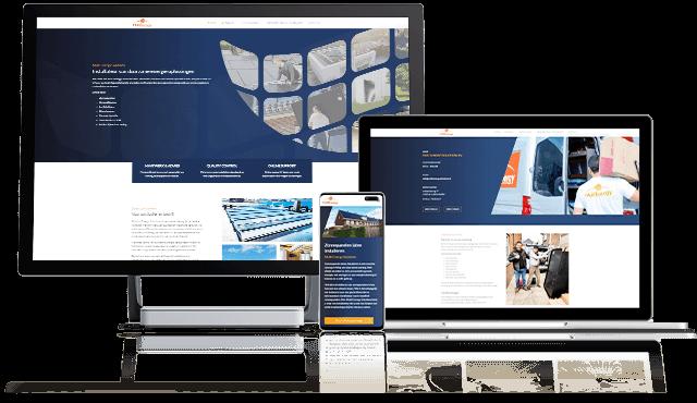 Zonnepanelen installateur Heemskerk Noord Holland - Multi energy Solutions installateur van warmtepompen zonnepanelen airconditioning - website